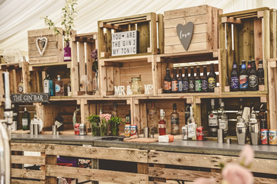 Mobile Bar Supplied, Delivered and Setup